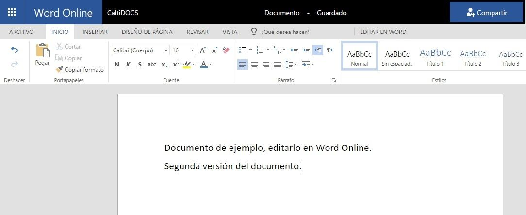 sharepoint online office